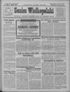 Goniec Wielkopolski: najtańsze i najstarsze bezpartyjne pismo dla wszystkich stanów 1927.11.09 R.50 Nr257