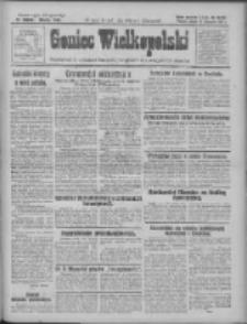 Goniec Wielkopolski: najtańsze i najstarsze bezpartyjne pismo dla wszystkich stanów 1927.11.19 R.50 Nr266