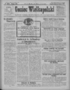 Goniec Wielkopolski: najtańsze i najstarsze bezpartyjne pismo dla wszystkich stanów 1927.11.20 R.50 Nr267