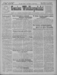 Goniec Wielkopolski: najtańsze i najstarsze bezpartyjne pismo dla wszystkich stanów 1927.11.22 R.50 Nr268