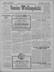 Goniec Wielkopolski: najtańsze i najstarsze bezpartyjne pismo dla wszystkich stanów 1927.11.13 R.50 Nr261