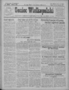 Goniec Wielkopolski: najtańsze i najstarsze bezpartyjne pismo dla wszystkich stanów 1927.11.23 R.50 Nr269
