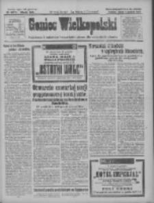 Goniec Wielkopolski: najtańsze i najstarsze bezpartyjne pismo dla wszystkich stanów 1927.12.02 R.50 Nr277
