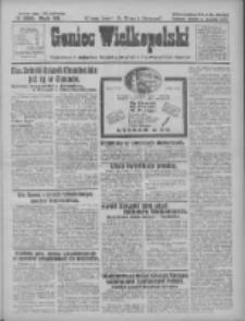 Goniec Wielkopolski: najtańsze i najstarsze bezpartyjne pismo dla wszystkich stanów 1927.12.05 R.50 Nr280