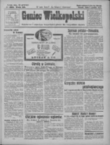 Goniec Wielkopolski: najtańsze i najstarsze bezpartyjne pismo dla wszystkich stanów 1927.12.07 R.50 Nr281