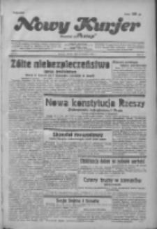 Nowy Kurjer 1934.01.16 R.45 Nr11