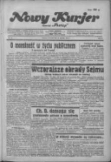 Nowy Kurjer 1934.01.18 R.45 Nr13