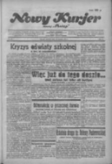 Nowy Kurjer 1934.01.21 R.45 Nr16