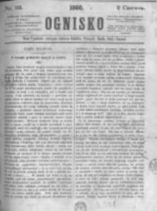 Ognisko. 1860.06.23 R.1 nr26