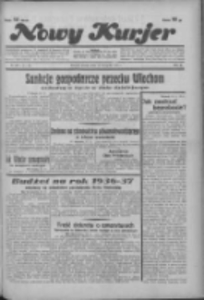 Nowy Kurjer 1935.11.19 R.46 Nr267