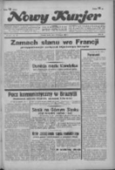 Nowy Kurjer 1935.11.27 R.46 Nr274