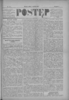 Postęp 1894.12.01 R.5 Nr274