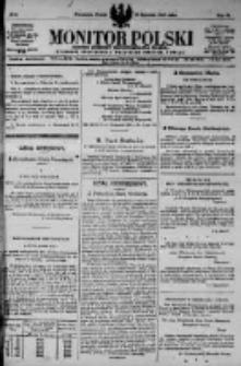 Monitor Polski. Dziennik Urzędowy Rzeczypospolitej Polskiej. 1923.01.12 R.6 nr9