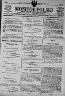 Monitor Polski. Dziennik Urzędowy Rzeczypospolitej Polskiej. 1923.01.15 R.6 nr11