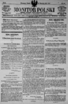 Monitor Polski. Dziennik Urzędowy Rzeczypospolitej Polskiej. 1923.01.30 R.6 nr24