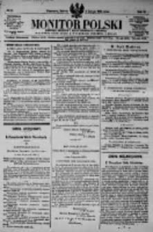 Monitor Polski. Dziennik Urzędowy Rzeczypospolitej Polskiej. 1923.02.03 R.6 nr27