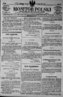 Monitor Polski. Dziennik Urzędowy Rzeczypospolitej Polskiej. 1923.02.06 R.6 nr29