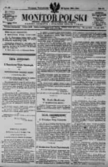 Monitor Polski. Dziennik Urzędowy Rzeczypospolitej Polskiej. 1923.02.26 R.6 nr46