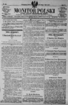 Monitor Polski. Dziennik Urzędowy Rzeczypospolitej Polskiej. 1923.02.28 R.6 nr48