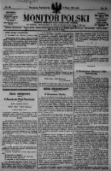 Monitor Polski. Dziennik Urzędowy Rzeczypospolitej Polskiej. 1923.03.05 R.6 nr52
