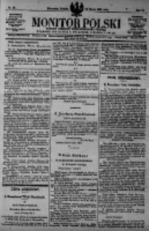 Monitor Polski. Dziennik Urzędowy Rzeczypospolitej Polskiej. 1923.03.10 R.6 nr57