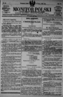 Monitor Polski. Dziennik Urzędowy Rzeczypospolitej Polskiej. 1923.03.21 R.6 nr66