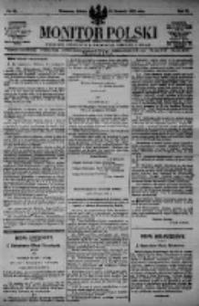 Monitor Polski. Dziennik Urzędowy Rzeczypospolitej Polskiej. 1923.04.21 R.6 nr91