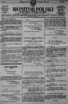 Monitor Polski. Dziennik Urzędowy Rzeczypospolitej Polskiej. 1923.06.13 R.6 nr131