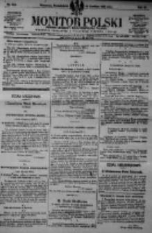 Monitor Polski. Dziennik Urzędowy Rzeczypospolitej Polskiej. 1923.06.18 R.6 nr135