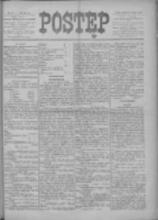 Postęp 1900.02.23 R.11 Nr43