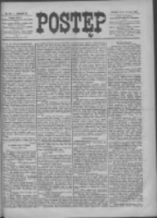 Postęp 1900.07.14 R.11 Nr158