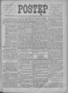 Postęp 1900.09.12 R.11 Nr207