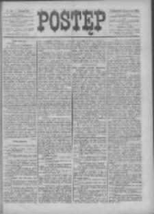 Postęp 1900.10.12 R.11 Nr233
