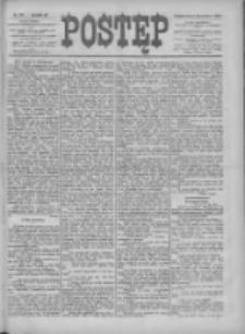Postęp 1900.10.23 R.11 Nr242