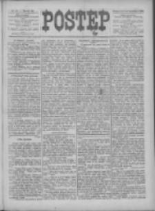 Postęp 1900.10.25 R.11 Nr244