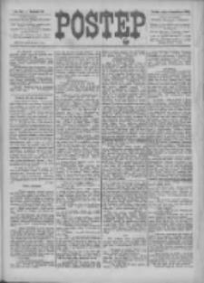 Postęp 1900.10.26 R.11 Nr245