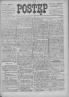 Postęp 1900.11.10 R.11 Nr257