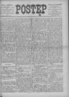 Postęp 1900.11.17 R.11 Nr263