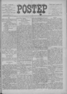 Postęp 1900.12.07 R.11 Nr279