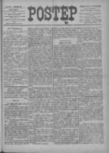 Postęp 1900.12.18 R.11 Nr287