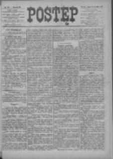Postęp 1900.12.21 R.11 Nr290
