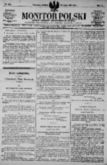 Monitor Polski. Dziennik Urzędowy Rzeczypospolitej Polskiej. 1923.07.14 R.6 nr157