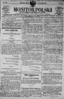 Monitor Polski. Dziennik Urzędowy Rzeczypospolitej Polskiej. 1923.07.17 R.6 nr159