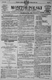 Monitor Polski. Dziennik Urzędowy Rzeczypospolitej Polskiej. 1923.07.24 R.6 nr165