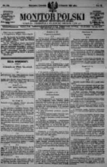 Monitor Polski. Dziennik Urzędowy Rzeczypospolitej Polskiej. 1923.08.09 R.6 nr179