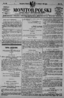 Monitor Polski. Dziennik Urzędowy Rzeczypospolitej Polskiej. 1923.08.14 R.6 nr183