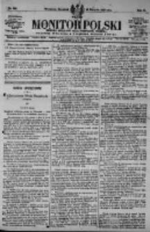 Monitor Polski. Dziennik Urzędowy Rzeczypospolitej Polskiej. 1923.08.23 R.6 nr190