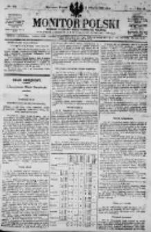 Monitor Polski. Dziennik Urzędowy Rzeczypospolitej Polskiej. 1923.08.28 R.6 nr194