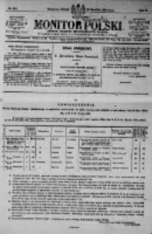 Monitor Polski. Dziennik Urzędowy Rzeczypospolitej Polskiej. 1923.09.18 R.6 nr211