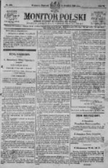 Monitor Polski. Dziennik Urzędowy Rzeczypospolitej Polskiej. 1923.09.20 R.6 nr213